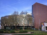 Firmensitz Panorama - Private Krankenversicherung